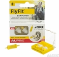 Alpine FlyFit Flying Ear Plugs (NRR 11)