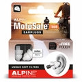 Alpine MotoSafe Tour Motorcycle Ear Plugs (SNR 17)
