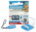Alpine SwimSafe Premium Swimming Ear Plugs (NRR 8)