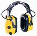 Howard Leight by Honeywell Bilsom Impact Tactical Headband and HardHat Model Ear Muffs (NRR 21-23)