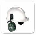 Howard Leight by Honeywell Bilsom Thunder T2H HardHat Model Ear Muffs (NRR 25)
