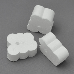 Bite Blocks For Making Open Mouth Ear Plugs And
