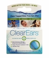 Cirrus ClearEars Water Absorbing Ear Plugs (5 Pairs in Water Resistant Case)
