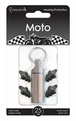 Crescendo Moto Ear Plugs (NRR 16)
