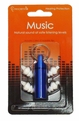 Crescendo Music Musicians Ear Plugs (NRR 12)
