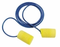 E-A-R Classic Plus Metal-Detectable Foam Ear Plugs Corded (NRR 29) (Box of 200 Pairs)