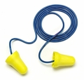 E-A-R E-Z-Fit UF Foam Ear Plugs Corded (NRR 28) (Box of 200 Pairs)