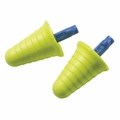 E-A-R Push-Ins With Grip Rings No-Roll Foam Ear Plugs (NRR 30) (Box of 200 Pairs)