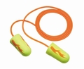 E-A-R Soft Blast UF Foam Ear Plugs Corded (NRR 33)
