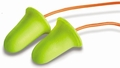 E-A-R Soft FX UF Foam Ear Plugs Corded (NRR 33) (Case of 2000 Pairs)