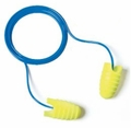E-A-R Soft Grippers UF Foam Ear Plugs Corded (NRR 31) (Case of 2000 Pairs)