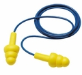E-A-R UltraFit Reusable Ear Plugs Corded (NRR 25) (Box of 100 Pairs)