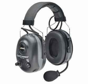 Elvex Comconnect 660nrw Wireless Bluetooth Ear Muff Headset With Boom Mic Nrr 22 Snr 27 Elvex Industrial Safety Products