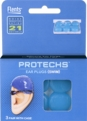 Flents PROTECHS™ Swim Silicone Ear Plugs (NRR 21) (6 Pairs)
