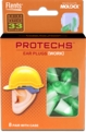 Flents PROTECHS Work Foam Ear Plugs (NRR 33) (8 Pairs)