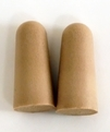 Got Ears? Natural Beige UF Foam Ear Plugs (NRR 32) (Bag of 100 Individually Wrapped Pairs)