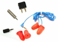 Got Ears?® Plugfones Racing Fan Isolation Earphones Kit