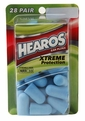 Hearos 5427 Xtreme Protection Series UF Foam Ear Plugs (NRR 33) (28 Pairs)