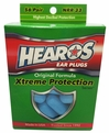 Hearos 5656 Xtreme Protection Series UF Foam Ear Plugs (NRR 32) (56 Pairs)