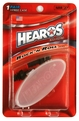 Hearos 309 New Rock 'N Roll Reusable Ear Plugs (NRR 27) (1 Pair w/ Case)