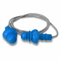 Hearos F4 Series 7422 Reusable Ear Plugs - CORDED (NRR 27)
