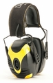 Howard Leight by Honeywell 1030943 Impact Pro Industrial Ear Muffs with Sound Amplification (NRR 30)