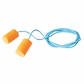 Howard Leight by Honeywell FirmFit Soft PVC Foam Ear Plugs (NRR 30) - Box of 100 Corded Pairs