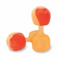 Howard Leight by Honeywell TRUSTFITPOD-1 Trust-Fit Pod No-Roll Ear Plugs (NRR 28) (Case of 1000 Pairs)