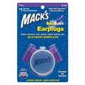 Mack's AquaBlock Reusable Swimming Ear Plugs