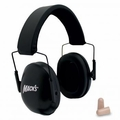 Mack's Shooters Double-Up Ear Muffs (NRR 34) (Earmuffs + Ear Plugs)