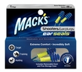 Mack's Ear Seals Reusable Shooting Ear Plugs (NRR 26) (One Pair w/Cord and Case)