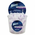 Mack's Slim Fit Small Foam Shooting Ear Plugs (NRR 29) (Tub of 100 pairs)