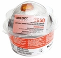 Moldex 2850 Respirator Locker with 5 Model 2800 N95 Masks with Cloth Straps Med/Lg Only (N95) (Case of 16 Lockers-4 Masks per Locker)