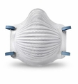 Moldex 4200, 4201 Airwave N95 Two-Strap Disposable Respirator with Non-Latex Straps (N95) (Case of 80 Masks)