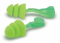 Moldex Glide® Trio Reusable Earplugs (NRR 27) (Box of 50 Pairs)