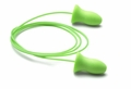 Moldex Meteors 6970 UF Foam Ear Plugs Corded (NRR 33) (Box of 100 Pairs)