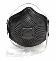 Moldex M2700N95 Special Ops Disposable Respirator with Cloth HandyStrap & Ventex Valve (N95) (Case of 100 Masks)