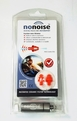 NoNoise MotorSport Model 160 Thermoplastic Reusable Ear Plugs (SNR 21) (1 Pair w/ Carry Case)