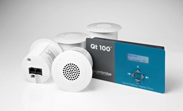 QT-100™ Control Module for up to 120 emitters (Includes
