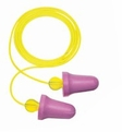 Peltor Next No-Touch No-Roll Foam Ear Plugs Corded (NRR 29)