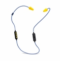 Plugfones Liberate 2.0 Wireless Bluetooth Earphones with Hearing Protection + In-Line Mic (NRR 26)