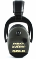 Pro Ears Stalker Gold Electronic Hunter's Ear Muffs (NRR 25)