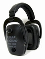Pro Tac Slim Gold Police and Military Electronic Ear Muffs (NRR 28)
