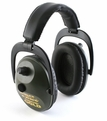 Pro Tekt Plus Gold Industrial Electronic Ear Muffs (NRR 26)