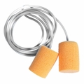 Radians Resistors™ 29 PVC Foam Ear Plugs Corded (NRR 29) (Box of 100 Pairs)