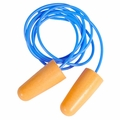 Radians Resistors™ 32 FP71 UF Foam Ear Plugs Corded (NRR 32) (Case of 1000 Pairs)