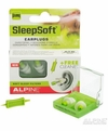 Alpine SleepSoft Reusable Sleeping Ear Plugs