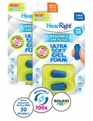 Splintek HearRight Ultra Soft Gel Foam Ear Plugs (NRR 23)