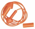 Tasco RD-1 CORDED Reusable Ear Plugs (NRR 24) (Case of 400 Pairs)