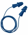 Tasco Tri-Grip® MD Reusable 100% Metal Detectable Cord and Ear Plugs Corded (NRR 27)